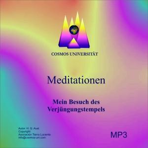Meditation Verjüngungstempel